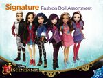 Descendants Hasbro 01