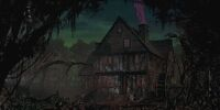 The Sanderson Sisters' Cottage