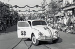Herbie at Disney Parks 1