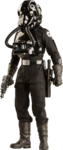 Star Wars Imperial TIE Fighter Pilot Sixth-Scale Figure