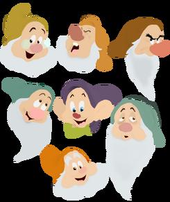 The Seven Dwarfs Toystoryfan artwork