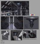 Fire Across the Galaxy Concept Art 16