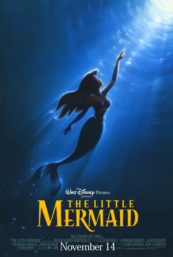 The Little Mermaid: Controversial Movie Poster