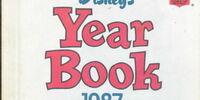 Disney's Year Book 1987