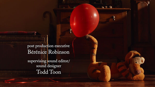 File:Tigger is a stuffed tiger with a red balloon on his tail.jpg