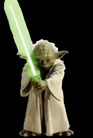 Yoda pose