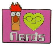 Pin nerds