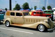TBLT Junkyard car-Limo