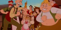 Villagers (Beauty and the Beast)