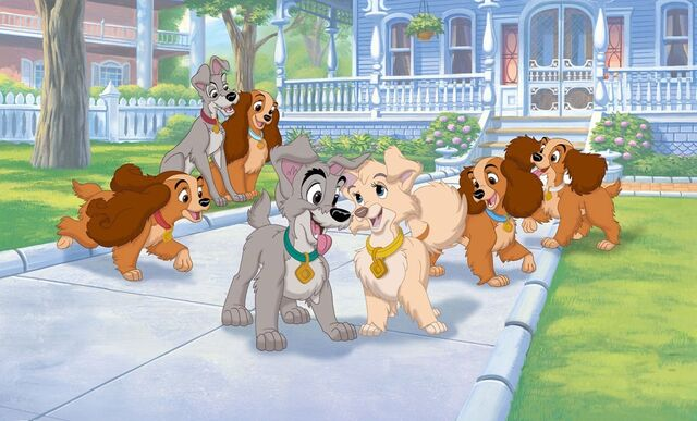 File:Lady and the Tramp 2 Promotional Images - 10.jpg