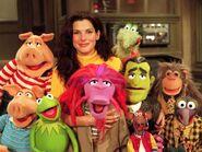 MuppetsTonightSandraBullock