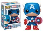 Pop Vinyl Kohl's Exclusive Captain America