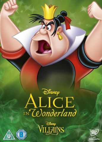 File:Alice in Wonderland Disney Villains 2014 UK DVD.jpg