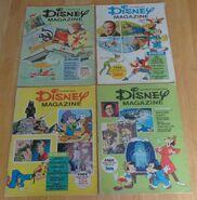 Disney magazine 1976