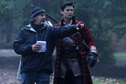 Once Upon a Time - 5x17 - Her Handsome Hero - Production Images - Gaston 3