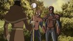 Spyder-Knight and Spider-Man USMWW 4