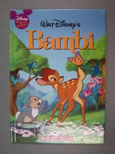 Bambi wonderful world of reading 2