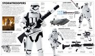 Stormtroopers TFA Visual Dictionary