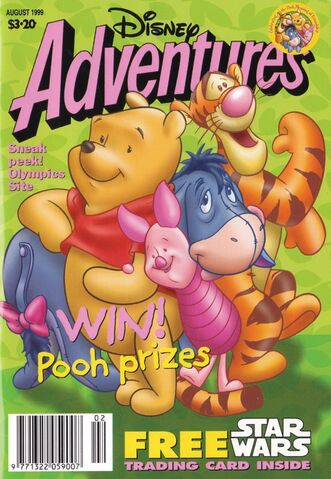 File:Disney Adventures Magazine cover Australia August 1999 Pooh.jpg