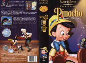 VHS 3 - Pinocho -2003-