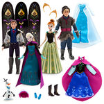 Frozen Deluxe Doll Set