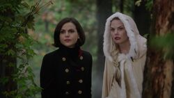 Once Upon a Time - 6x11 - Tougher Than the Rest - Regina and Emma