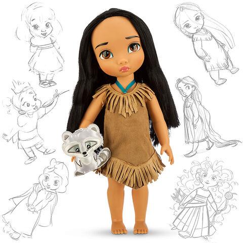 File:Disney Animators' Collection Pocahontas Doll.jpg