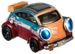 Maz Katana Hot Wheels