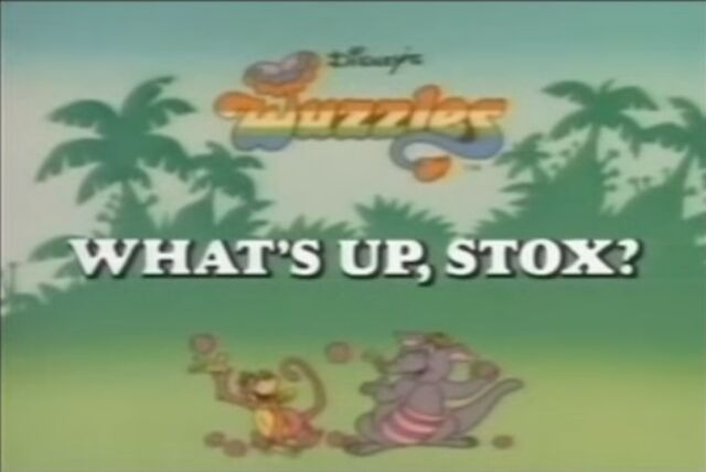 File:Disney's The Wuzzles - Episode Title Card - What's Up, Stox.jpg