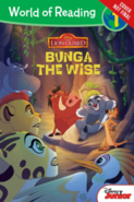 Lion Guard Bunga the Wise Book