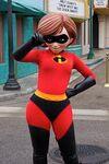 Mrs. Incredible Disneyland 2