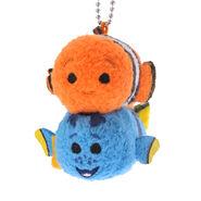 Nemo and Dory Tsum Tsum Keychain