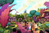 Tokyo-Disneyland-Alice-in-Wonderland