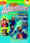 Disney adventures december 2005-january 2006