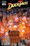 DuckTales 01 CVR B