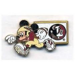 Florida State Disney Pin