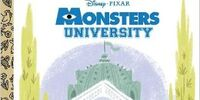 Monsters University (Little Golden Book)
