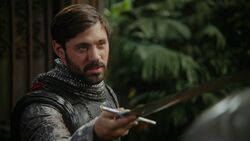 Once Upon a Time - 5x04 - The Broken Kingdom - Arthur Sword