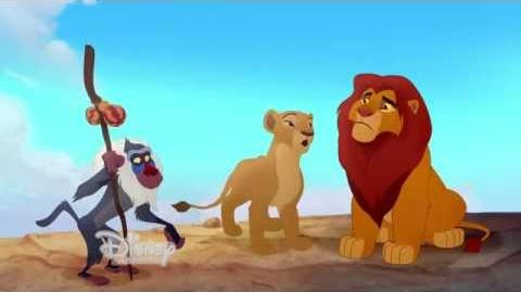 The Lion Guard Clip He Is Ready