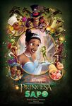 The Princess and the Frog - Promotional Image