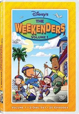File:Weekenders Volume 1.jpg