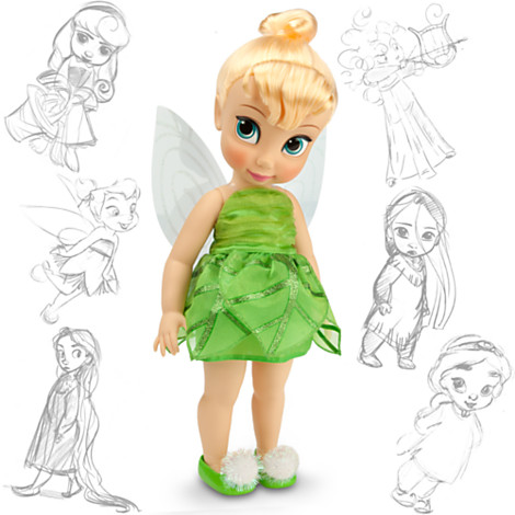 File:Disney Animators' Collection Tinker Bell Doll - 16''.jpeg