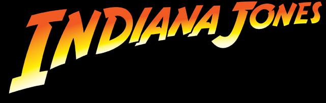 File:Indiana Jones logo.png