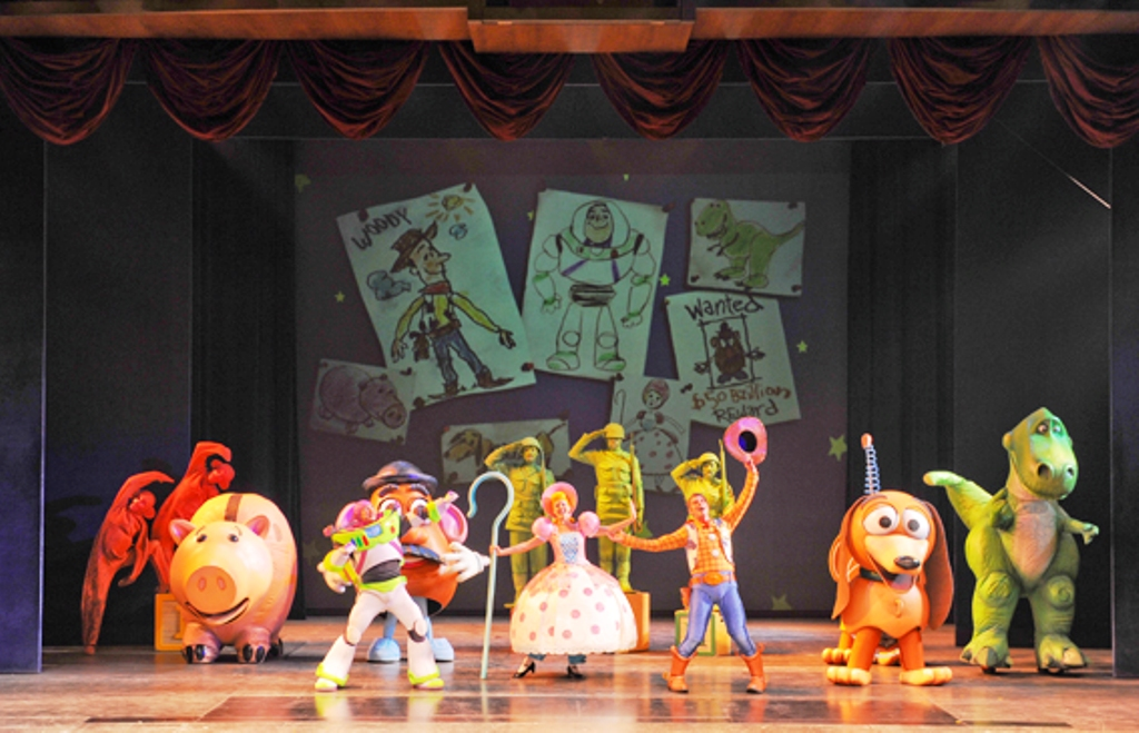 Toy Story The Musical : Toy story the musical disney wiki fandom powered by wikia