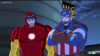 Captain America n Iron Man AUR 1