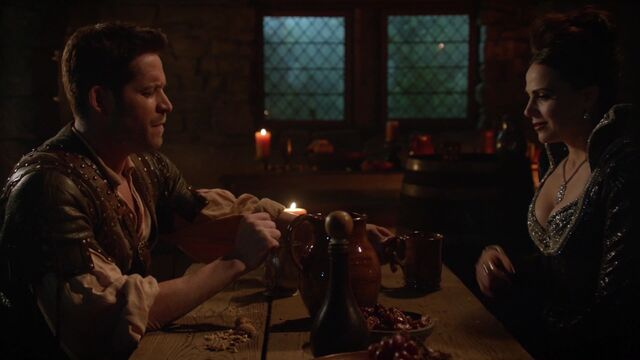 File:Once Upon a Time - 6x14 - Page 23 - Queen and Robin in Wish Realm.jpg