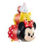 Vinyl Tsum Tsum White Rabbit Pooh Minnie