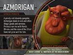 Azmorigan Profile