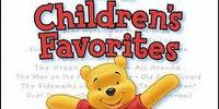 The Best of Children's Favorites: Pooh's Top 40 Tunes