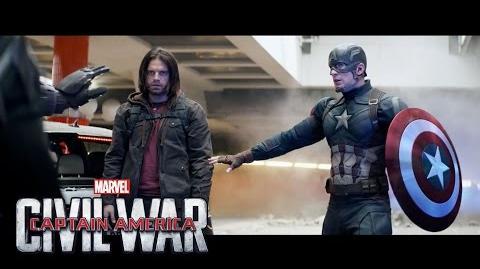 Tunnel Chase Featurette - Marvel's Captain America Civil War